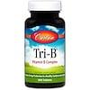 Carlson Labs, Tri-B, комплекс витамина B, 360 таблеток