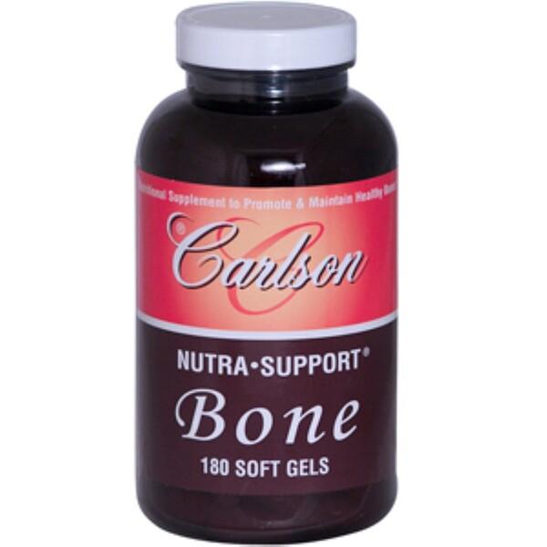 Carlson Labs, Bone, 180 Soft Gels (Discontinued Item)