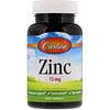 Цинк, 15 мг, 250 таблеток