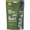 Carlson Labs, Olive Your Heart, Olive Oil & Fish Oil, Lemon, 15 Packets, 15 ml Each
