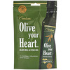 Carlson Labs, Olive Your Heart, Olive Oil & Fish Oil, Natural, 15 Packets, 15 ml Each