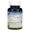 Carlson Labs, Детские жевательные мармеладки с витамином D3, натуральные фруктовые ароматизаторы, 25мкг (1000МЕ), 60шт.