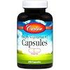 Carlson Labs, Empty Vegetarian #2 Capsules, 200 Capsules