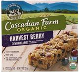 Батончики с гранолой Cascadian Farm отзывы
