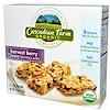 Cascadian Farm, Organic, Chewy Granola Bars, Harvest Berry, 6 Bars, 1.2 oz (35 g) Each