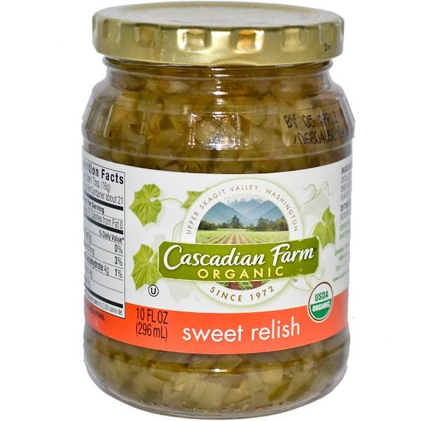 Cascadian Farm, Органическое сладкое удовольствие, 10 жидк. унц. (296 мл) (Discontinued Item)