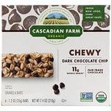 Отзывы о Cascadian Farm, Гранола, шоколадное наслаждение, 12 унций (340 г)