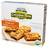 Cascadian Farm, Organic, Chewy Granola Bars, Sweet & Salty Mixed Nut, 5 Bars, 1.2 oz (35 g) Each (Discontinued Item)
