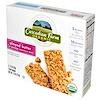 Cascadian Farm, Organic, Crunchy Granola Bars, Almond Butter, 5 Bars, 1.5 oz (42 g) Each, 2 Bar Prouches (Discontinued Item)