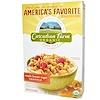 Cascadian Farm, オーガニックグラノーラシリアル、メープルブラウンシュガー、15 oz (425 g)