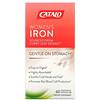 Catalo Naturals, железо для женщин, 60вегетарианских капсул