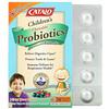 Catalo Naturals, Children's Chewable Probiotics Formula, Mixed Berry, 5 Billion CFU, 30 Chewable Tablets