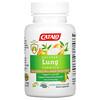 Catalo Naturals, Defense Lung Formula with Quercetin & Green Tea Extract, 60 Vegetarian Capsules
