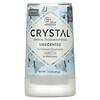 Crystal Body Deodorant, Desodorante Mineral em Bastão, Sem Perfume, 40 g (1,5 oz)