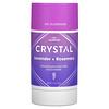 水晶止汗剂, 富镁净味剂,薰衣花草 + 迷迭香,2.5 盎司(70 克)