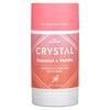 Crystal Body Deodorant, 镁净味剂,椰子 + 香草味,2.5 盎司(70 克)