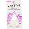 Crystal Body Deodorant, Mineral Deodorant Stone, Unscented, 5 oz (140 g)