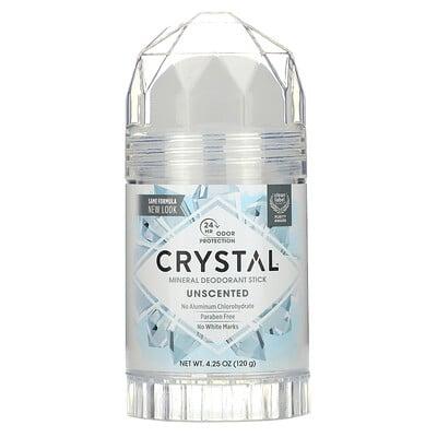 Купить Crystal Body Deodorant минеральный дезодорант-карандаш, без запаха, 120г (4, 25унции)