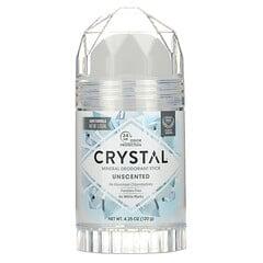 Crystal Body Deodorant, 礦物質淨味棒,原味,4.25 盎司(120 克)