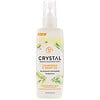 Crystal Body Deodorant, Mineral Deodorant Spray, Chamomile & Green Tea, 4 fl oz (118 ml)