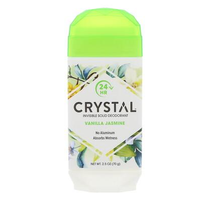 Купить Crystal Body Deodorant Невидимый твердый дезодорант, ваниль и жасмин, 70 г