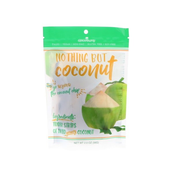 Cocoburg LLC, Nothing But Coconut, 2.0 oz (56 g) (Discontinued Item)