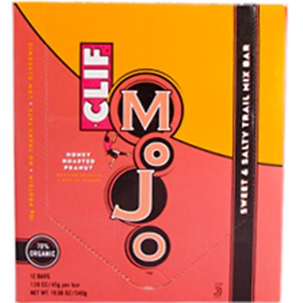 Clif Bar, Mojo, Honey Roasted Peanut, 19.08 oz (540 g) 12 Bars (Discontinued Item)