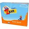 Clif Bar, Clif Kids, Organic Z Bar, Peanut Butter, 6 Bars, 1.27 oz (36 g) Each (Discontinued Item)