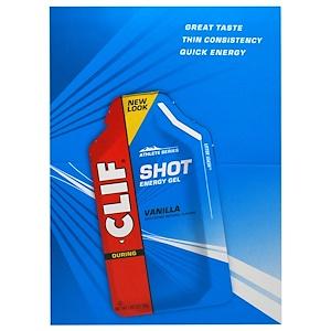 Клиф бар, Clif Shot Energy Gel, Vanilla, 24 Packets, 1.20 oz (34 g) Each отзывы