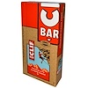 Clif Bar, Energy Bar, Chocolate Almond Fudge, 12 Bars, 2.4 oz (68 g) Each