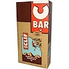 Clif Bar, Energy Bar, Chocolate Brownie, 12 Bars, 2.4 oz (68 g) Each