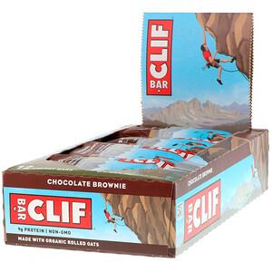 Клиф бар, Energy Bar, Chocolate Brownie, 12 Bars, 2.40 oz (68 g) Each отзывы покупателей