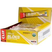 Жевательные леденцы Shot Bloks Energy, вкус маргариты + кофеин, 18 пакетиков по 60 г - фото