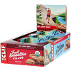 Clif Bar, Energy Bars, Fruit Smoothie Filled, Tart Cherry Berry, 12 Bars, 1.76 oz (50 g) Each