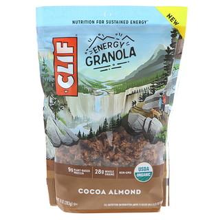 Clif Bar, Clif Energy Granola, Cocoa Almond, 10 oz (283 g)