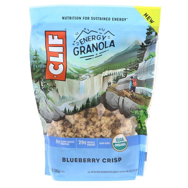 Clif Bar, Clif Energy Granola, Blueberry Crisp, 10 oz (283 g)