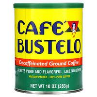 Cafe Bustelo, 脱因咖啡粉,10 盎司(283 克)