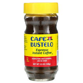 Cafe Bustelo, Espresso, Instant Coffee, 3.5 oz (100 g)