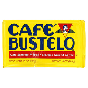 Cafe Bustelo, Espresso Ground Coffee, 10 oz (283 g)