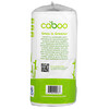 Caboo, Bamboo Bath Tissue, 4 Double Rolls