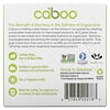 Caboo, Soft and Sustainable, Facial Tissue, 90 Two-Ply Facial Tissues, 8.3 X 7.8 in