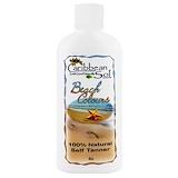 Отзывы о Caribbean Solutions, Beach Colours, натуральный автозагар, 6 унций