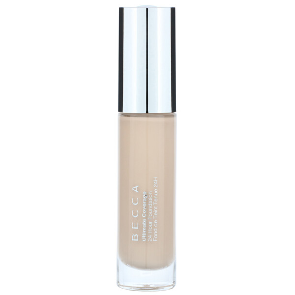 Ultimate Coverage, 24 Hour Foundation, Linen, 1.0 fl oz (30 ml)