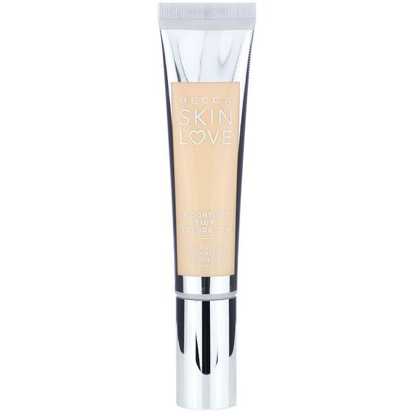 Skin Love, Weightless Blur Foundation, Linen, 1.23 fl oz (35 ml)