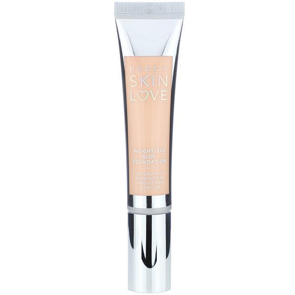 Skin Love, Weightless Blur Foundation, Ivory, 1.23 fl oz (35 ml)