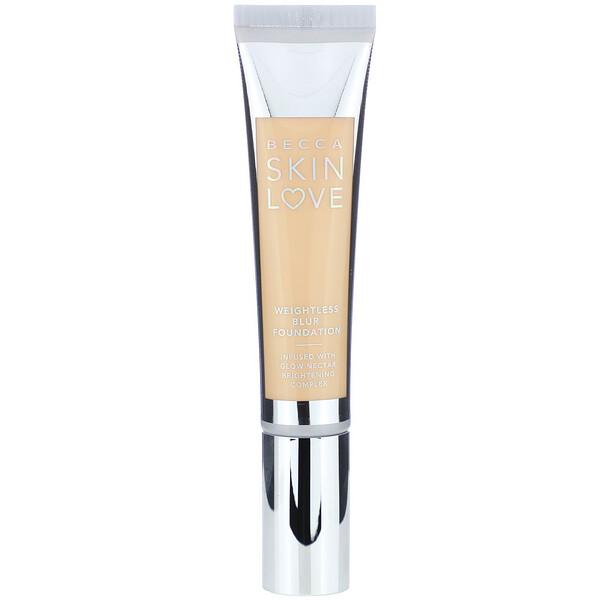 Skin Love, Weightless Blur Foundation, Vanilla, 1.23 fl oz (35 ml)