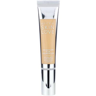 Купить Becca Skin Love, Weightless Blur Foundation, Buttercup, 1.23 fl oz (35 ml)
