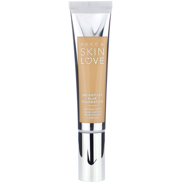 Becca, Skin Love, Weightless Blur Foundation, Olive, 1.23 fl oz (35 ml)