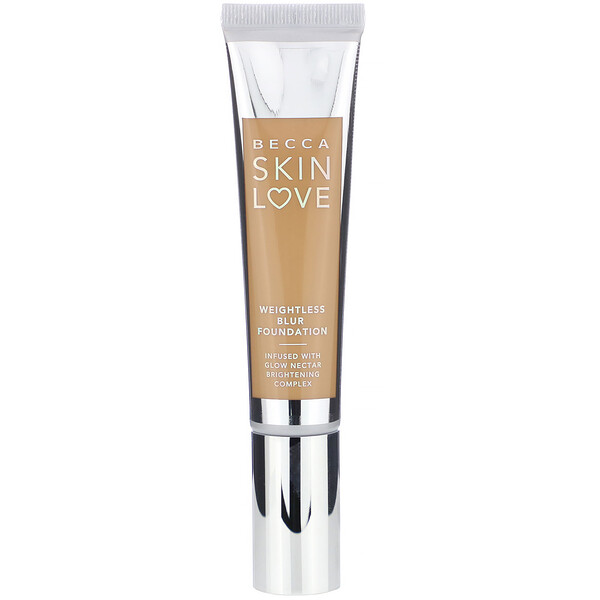 Skin Love, Weightless Blur Foundation, Tan, 1.23 fl oz (35 ml)