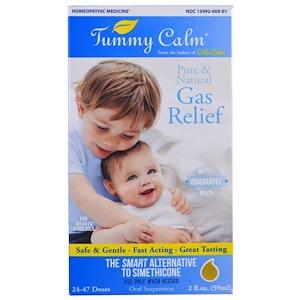 Colic Calm, Tummy Calm, облегчение при газообразовании, 59 мл (2 жидкие унции)